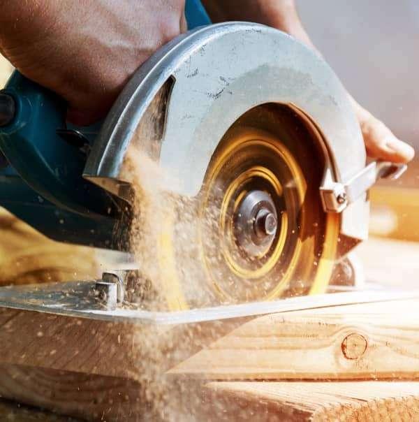 Stick Build Timber Frame